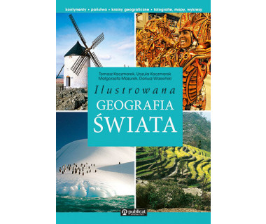Ilustrowana geografia świata
