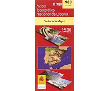 Magurski Park Narodowy - Mapa turystyczna