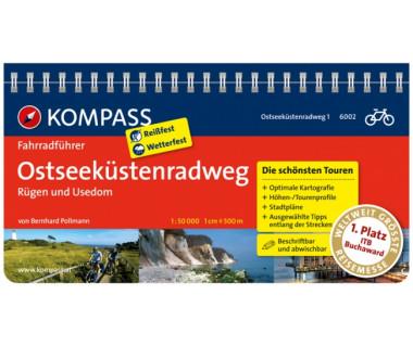 K 6002 Ostseekustenradweg Rugen und Usedom