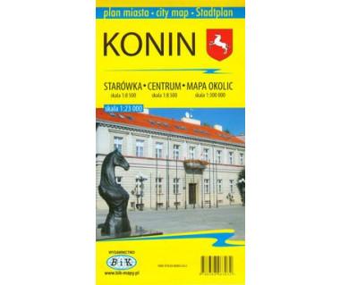 Konin (starówka, centrum, okolice)