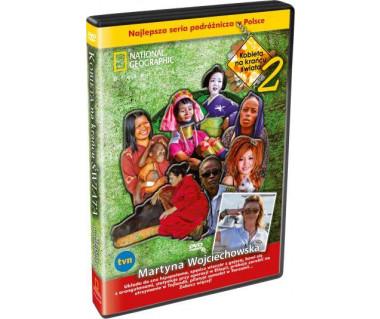 Kobieta na krańcu świata cz. 2 (DVD)