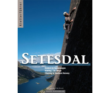 Setesdal. Climbing in Southern Norway