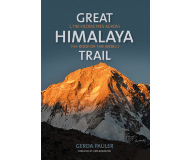 Great Himalaya Trail-1,700 km across the roof of the world
