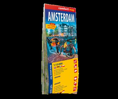 Amsterdam plan laminowany