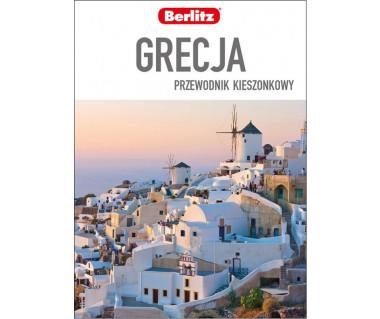 Grecja przewodnik kieszonkowy
