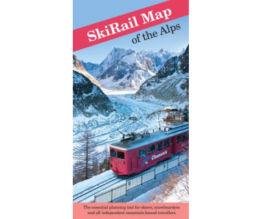 Alps Ski Rail Map