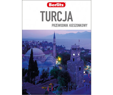 Turcja przewodnik kieszonkowy