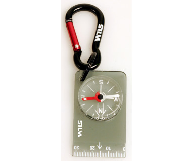 Kompas 28 Micro z karabinkiem