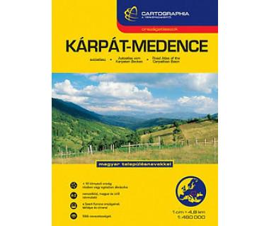 Karpat-Medence autoatlasz