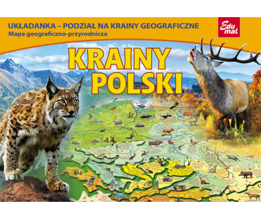 Puzzle 74 Krainy Polski