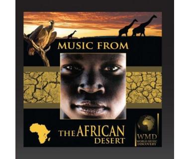 Music from the african desert (CD)