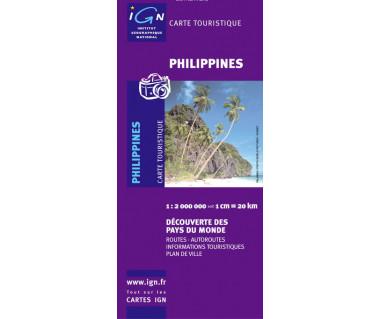 Philippines - Mapa