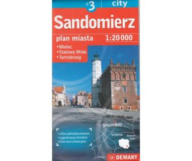 Sandomierz, Stalowa Wola, Mielec, Tarnobrzeg (+3)