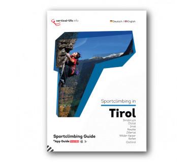 Tirol Sportclimbing Guide