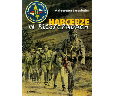Harcerze w Bieszczadach