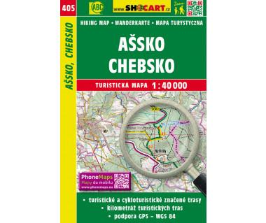 CT40 405 Ašsko, Chebsko