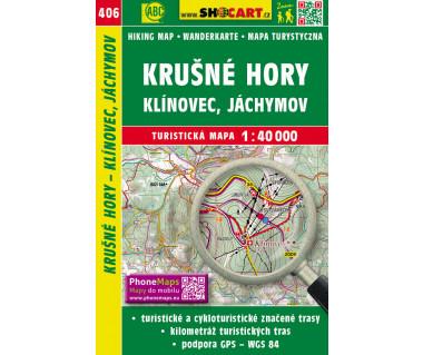 CT40 406 Krusne Hory, Klinovec, Jachymov