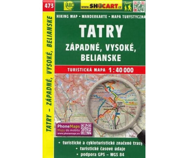 CT40 473 Tatry Zapadne, Vysoke, Belianske