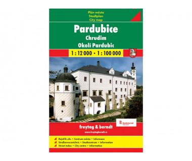 Pardubice, Chrudim, okoli Pardubic