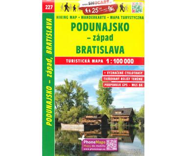 CT100 227 Podunajsko-zapad Bratislava