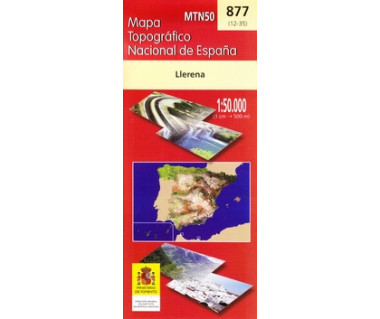 Montenegro & North Albania (geographical) - Mapa