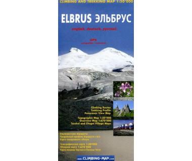 Elbrus - Mapa