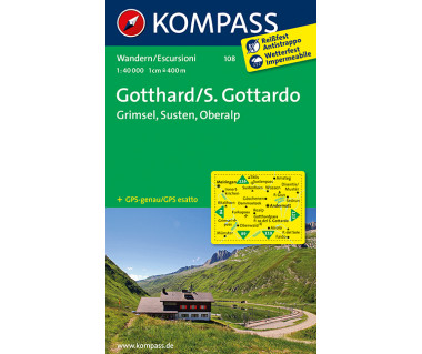 K 108 Gotthard/S.Gottardo
