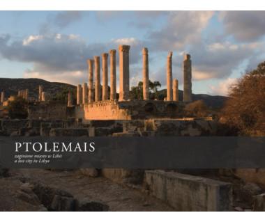 Ptolemais - zaginione miasto w Libii