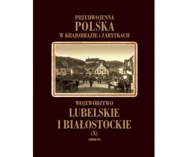 Województwo lubelskie i białostockie t.X (reprint)