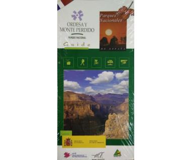 Ordesa y Monte Perdido PN (mapa+przewodnik)