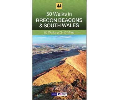 50 Walks: Brecon Beacons