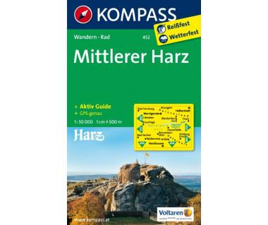 K 452 Mittlerer Harz (folia)
