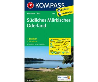 Markische Schweiz (folia) - Mapa