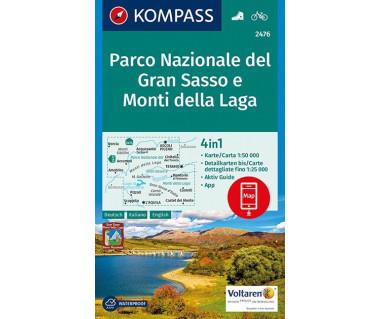 K 2476 Parco Nazionale del Gran Sasso e Monti della Laga