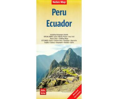 Peru, Ecuador