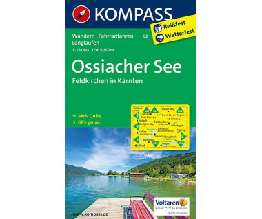 K 62 Ossiacher See