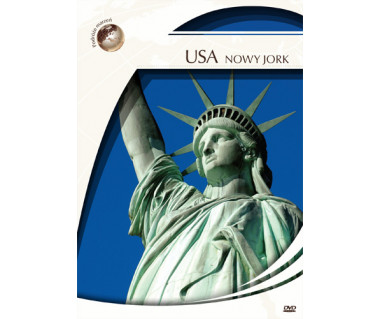 USA Nowy Jork (DVD)