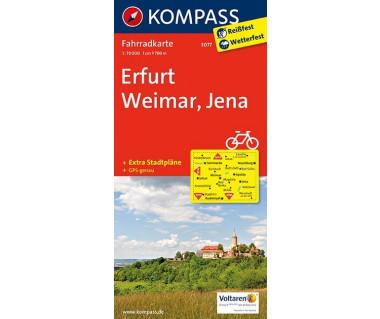 K 3077 Erfurt, Weimar, Jena