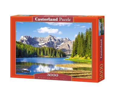 Puzzle 3000 Misurina Lake, Italy