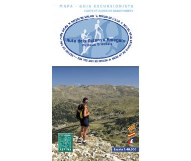 Ruta dels Estanys Amagats Pirineus Orientals
