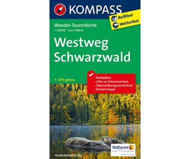 WTK 2505 Westweg Schwarzwald