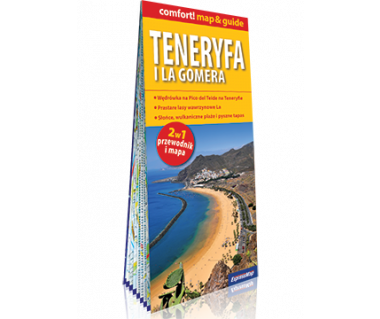 Teneryfa i La Gomera 2 w 1 (przewodnik i mapa)
