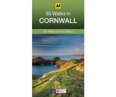 50 Walks: Cornwall