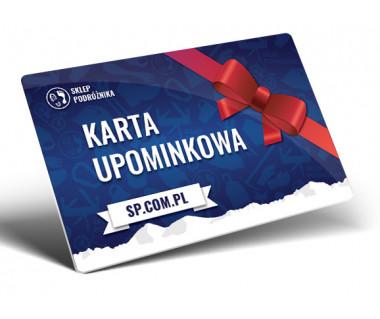 Karta Upominkowa ze zdrapką 100zł