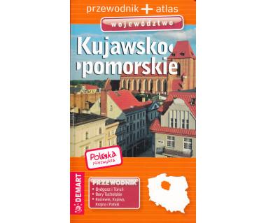 Kujawsko-pomorskie przewodnik + atlas