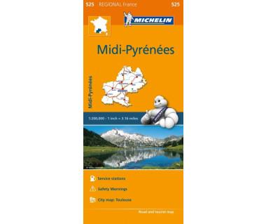 M 525 Midi-Pyrenees