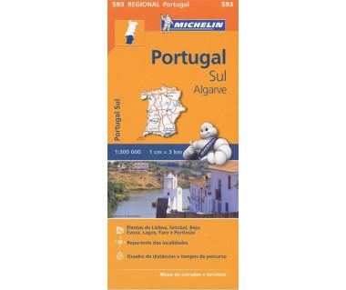 M 593 Portugal Sul Algarve