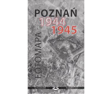 Fotomapa Poznań 1944-1945