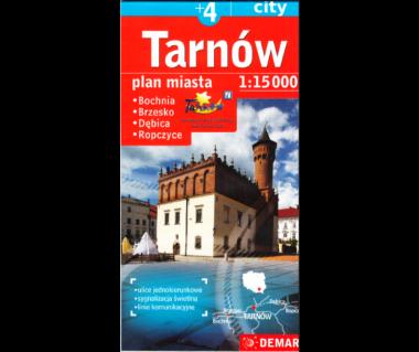 Tarnów (plus4) Bochnia, Brzesko, Dębica, Ropczyce