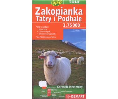Zakopianka. Tatry i Podhale
